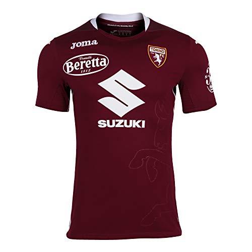 Joma Maillot Domicile authentique Torino FC 2020/21 avec Sponsors