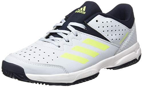 adidas Court Stabil Jr Sportschuhe, Unisex, Kinder, Mehrfarbig - Mehrfarbig (Azuhal Amalre Tinley) - Größe: 38 EU