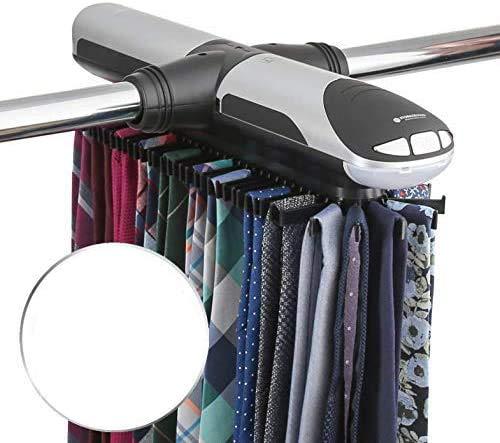 Best tie rack motorized