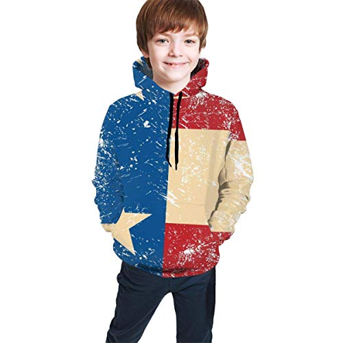 wusond Stan Smith American Flag Sudadera con Capucha con Estilo para Adolescentes Sudadera con Capucha Informal con Estampado Digital