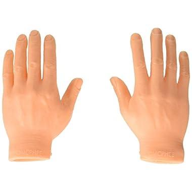 Set Of Ten Finger Hands Finger Puppets