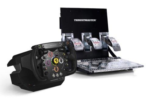 Thrustmaster Ferrari F1 Wheel Integral T500 RS Base and Pedals (PS3) [Importación inglesa]