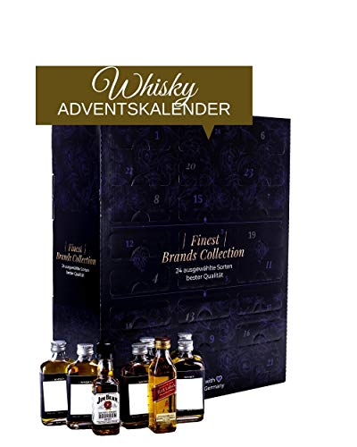 Whisky Adventskalender 2020 - 24 x 5 cl