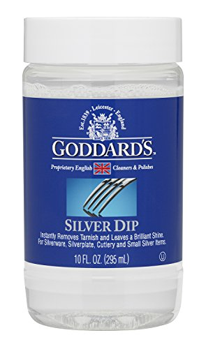 Our #3 Pick is the Goddard's Silver Care Liquid Dip