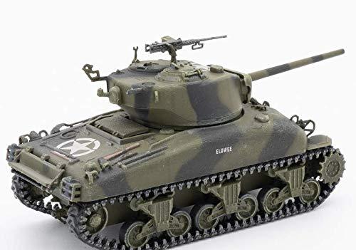 M4A1 Sherman US Army 2nd Armored Div Elowee France 1944 1/72 Fertigmodell Panzer