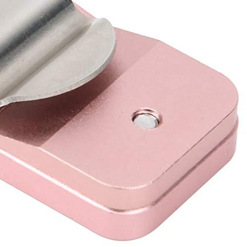 Zhjvihx Caja Cuadrada de Billar, Caja de Tiza de señal de Billar de Antena Desmontable de Hierro de Aluminio para Billar