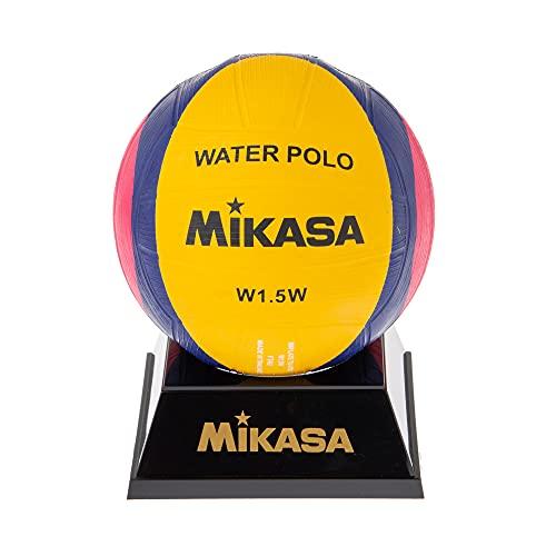 ミカサ(MIKASA) マスコットボール サインボール ウォーターポロ 水球 記念品用 ゴム 黄/青/ピンク W1.5W