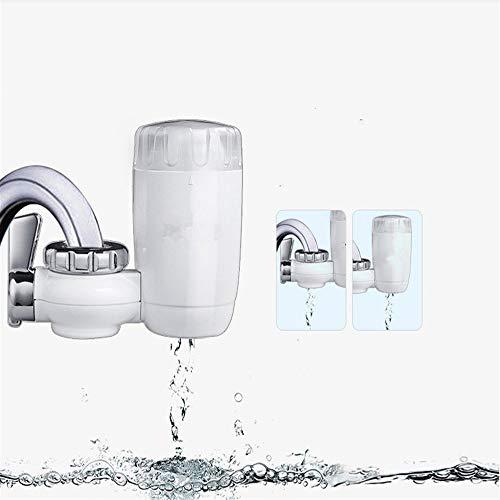 Wasserfiltersystem für Leitungswasser, entfernt schädliche Verunreinigungen, Metalle, Sedimente, Küchenfront, Ultrafiltration, Wasserreiniger, passend für Standard-Wasserhähne