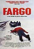 Fargo – Film Poster Plakat Drucken Bild – 30.4 x 43.2cm