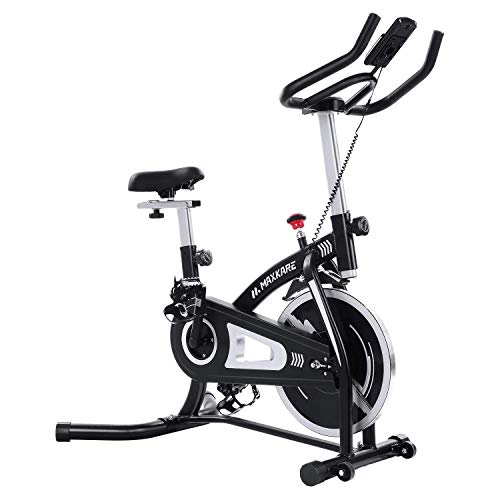 MaxKare Budget Exercise Bike With Magnetic Resistance