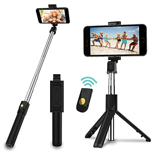SYOSIN Selfie Stick Stativ, 3 in...