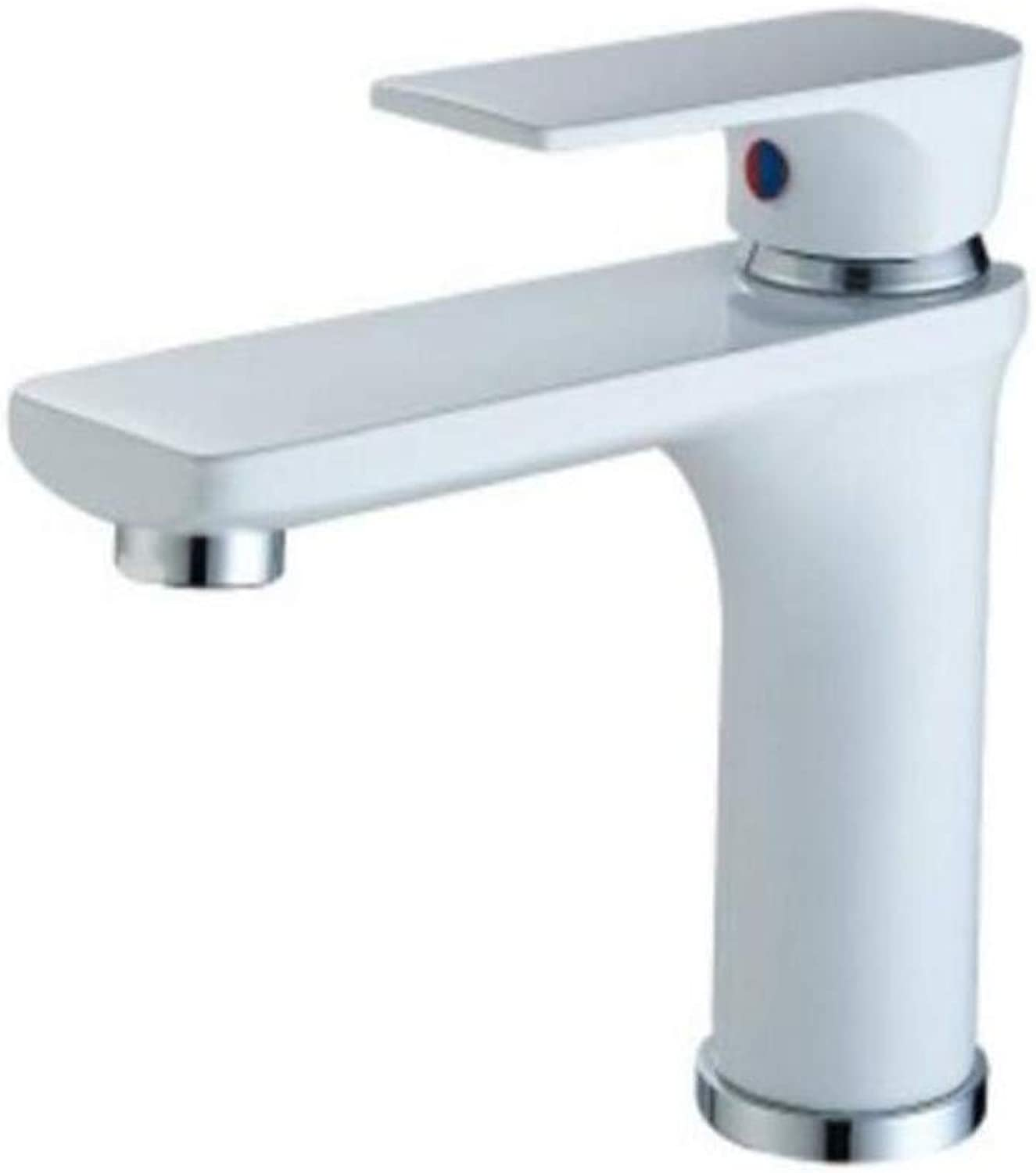 Tap Hot and Cold Water Faucet Bathroom Mixer Tap