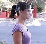 KMINA - Pantalla Protección Facial Transparente (Pack x5 uds), Pantalla Protectora Cara, Protector F... #2