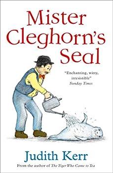 Paperback Mister Cleghorns Seal Book