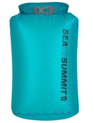 Sea to Summit . Unisex - Adulto borsa versatile idrorepellente, 4 Liter, Blue