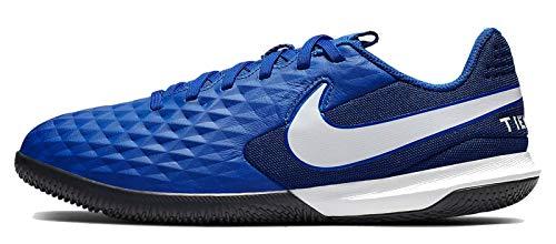 Nike Unisex Legend 8 Academy Ic Fußballschuhe, Mehrfarbig (Hyper Royal/White/Deep Royal Blue 414), 37.5 EU