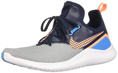 Nike Free TR 8 Neo Wolf Grey/Orange Pulse/Blue Glow 8