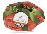 Marabissi Artisan Pastry Colomba con chocolate sin cáscara de cítricos confitada - 1 x 850 Gramos