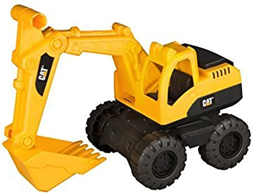 comprar ahora CAT Construction Crew Crew Crew Excavator Vehicle Playset by Caterpillar  respuestas rápidas