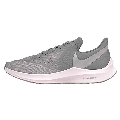 Nike Men's Track & Field Shoes, Multicolour (Cool Grey/MTLC Platinum/Wolf Grey/White 2), US:5.5