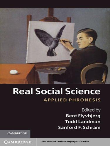 Real Social Science (English Edition)