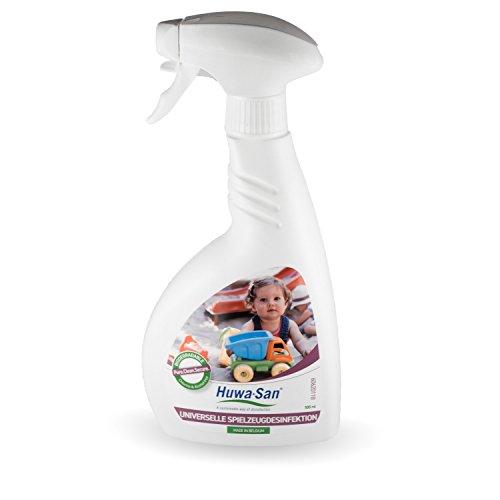 Huwa-San Kids Hygienespray Umgebungs- und Spielzeugdesinfektion (500ml) (1 x 500ml)