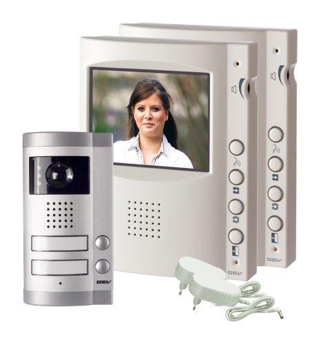 Preisvergleich Produktbild GEV 086128 Videosprechanlage CVS