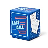 Last Call Drinking Game for Adults - Game Cards for Parties and Group Game Nights