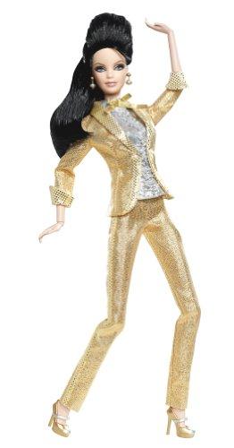 Mattel T7907 - Muñeca de Barbie 'Barbie loves Elvis Presley' [importado de Alemania]