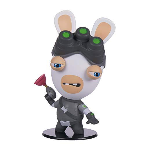 Ubisoft Heroes - Rabbid Sam Fisher Figur | Serie 1 (Splinter Cell)