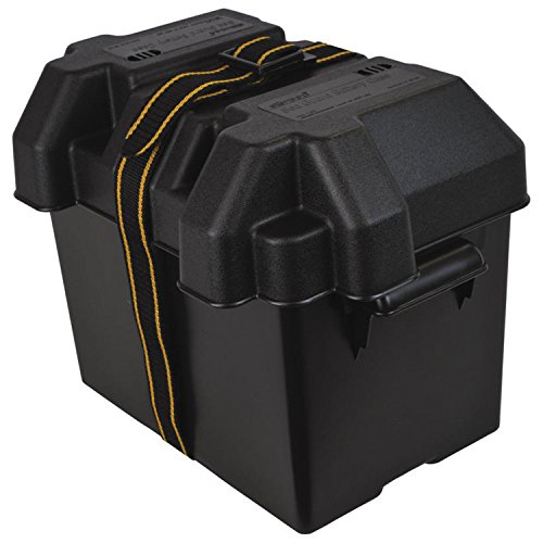 attwood Unspecified One Size 9065-1 Standard Battery Box-24 Series, Vented