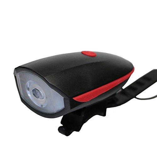 83g luces de bicicletas USB recargable LED luz de la bicicle