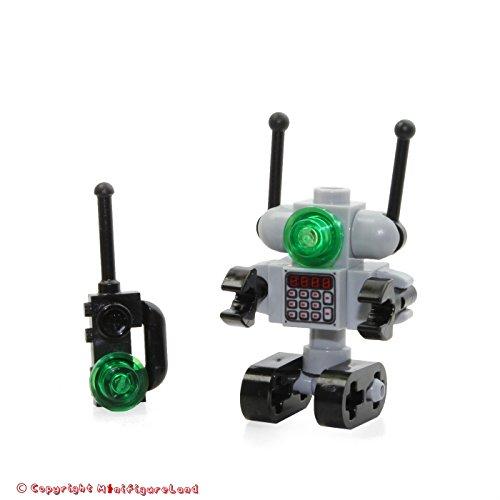 P.U.P The Agents/' Robot Dog LEGO Ultra Agents Minifigure 70169