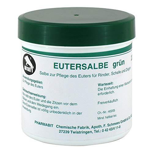 EUTERSALBE grün vet. 200 g