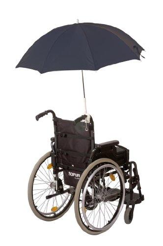 Simplantex Wheely Brella (Wheelchair Umbrella) - New & Improved Design
