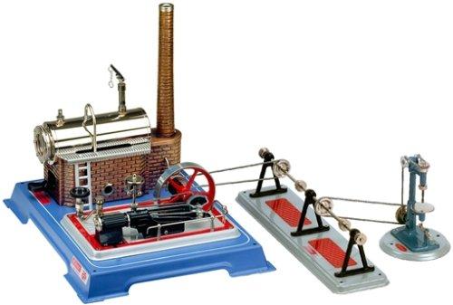 00165 - Wilesco D 165 - Dampfmaschine Sparpaket