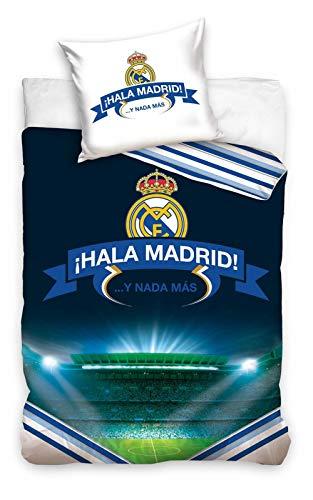 Real Madrid Bettwäsche 135x200cm RM185028