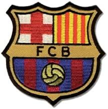 75 x 150 cm Danielstore FCB203 Toalla De Ba/ño y Playa Personalizada con nombre Bordado FC Barcelona