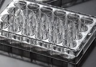 EarthOx Sterile Tissue Culture Plate 24 Well - Non- Treated (4 Plates)