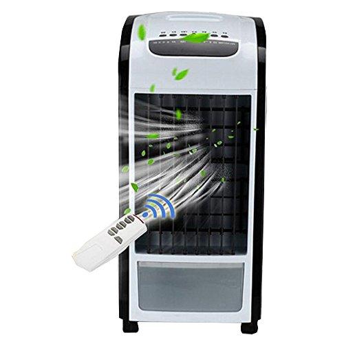 AC-Cooling Refroidissement Unités Vitesse du vent à 3 vitesses, arrivée d'air grand angle, humidification et purification, commodité mobile, ventilateur portatif de, climatiseur mobile