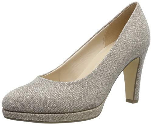 Gabor Shoes Damen Fashion Pumps, Mehrfarbig (Rosado 64), 38.5 EU