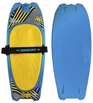 Radar Houston Save money Mall Magic Carpet Kneeboard - Blue Yellow