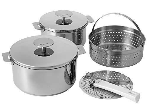 クリステル 鍋
