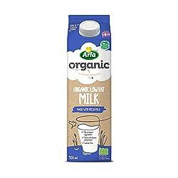 Arla Organic Low Fat, 900ml - Chilled