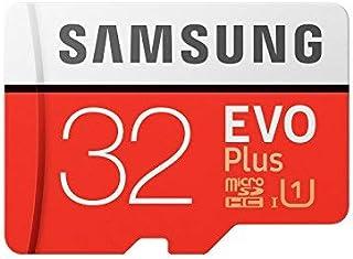 بطاقة ذاكرة MicroSD EVO Plus Series 100MB/s (U3) ميكرو SDXC مع محول MB-MC128GA (128GB)...