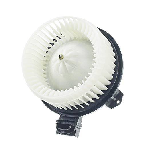 A-Premium Heater Blower Motor with Fan Cage Replacement for 200 Sebring Dodge Ram 1500 2500 3500 Ford Jeep Honda Acura Subaru Jaguar Lincoln