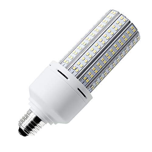 New Sunshine 20W LED Corn Light Bulb for Indoor Outdoor Standard E26 Base 2200Lm 4000K Pure White,for Street Lamp Gymnasium Garage Factory Warehouse High Bay Barn Porch Backyard Garden Super Bright