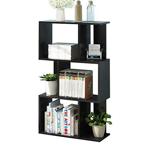 JCNFA Planken Boekenkast Naast De Bureau Vloer Stand Office Locker Opbergkast Plank Combinatie Boekenkast Bestand Kasten