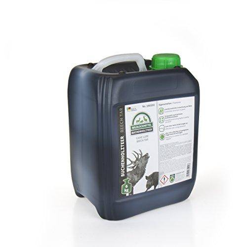 EUROHUNT Lockstoff Buchenholzteer 5 L, 590202