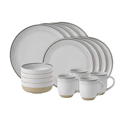Royal Doulton Brushed Glaze, Porcelain, White, 36.2 x 27.8 x 30.6 cm
